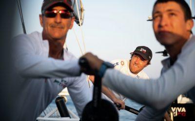 El  equipo Viva México elige como base europea Marina Coruña